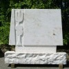 White Marble Memorial
