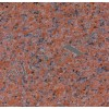 china red marble slate